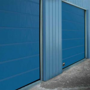 Insulated Sectional Doors