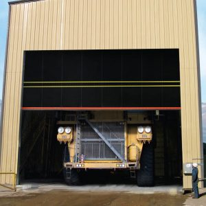 High Speed Doors | Heavy Industry Doors