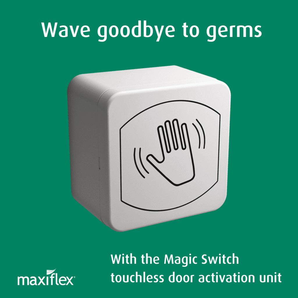 Wave good bye
